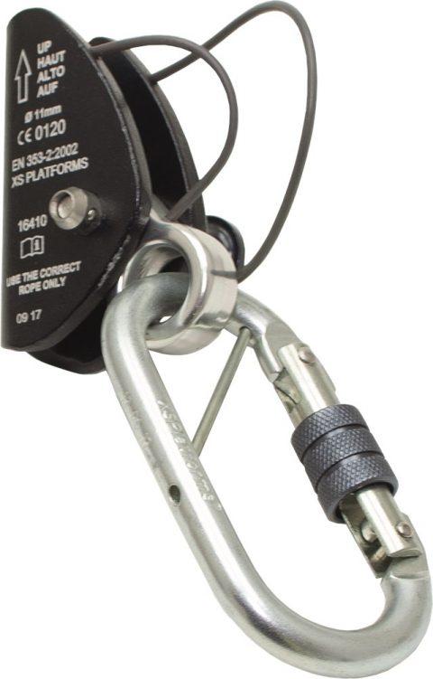 Valstopapparaat Rope Grab z.valdemper